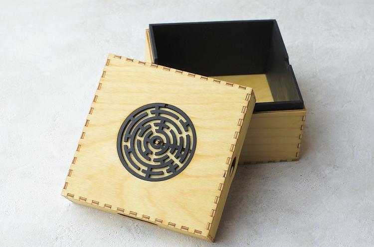 the apprentice maze puzzle box maker